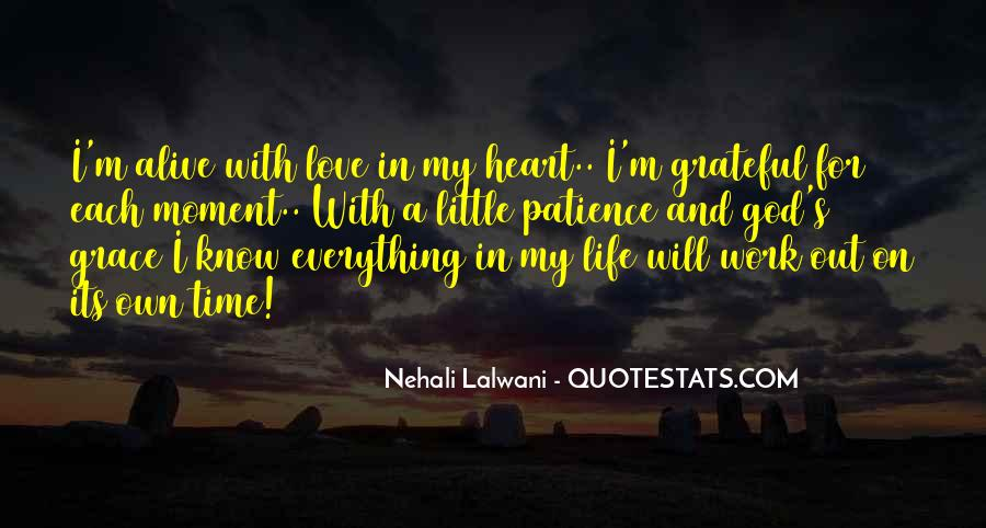 I Am So Grateful For Everything I Have Quotes #70789