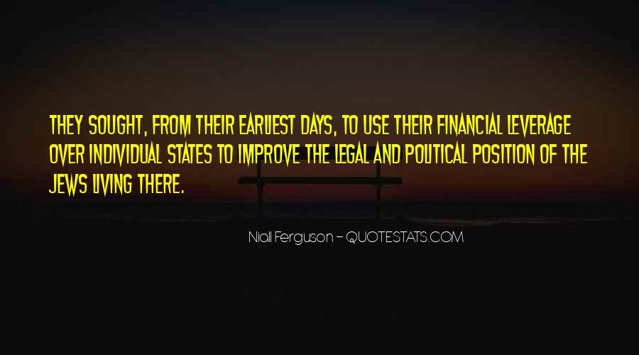 Quotes About Financial Leverage #1507829