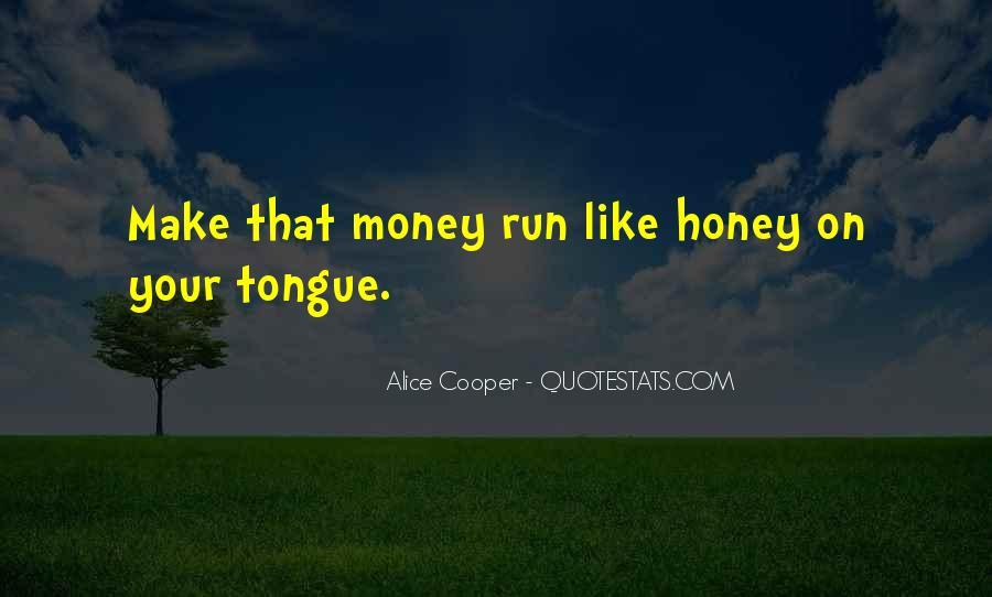 I Am Sorry Honey Quotes #13074