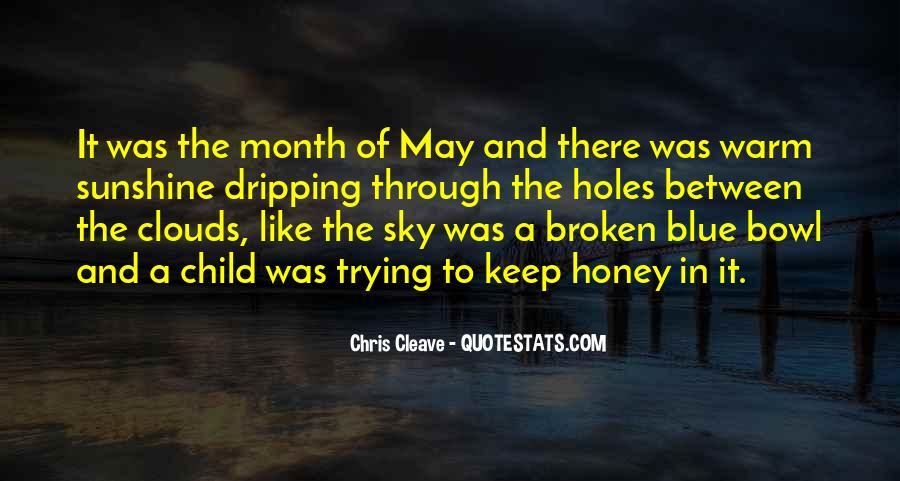 I Am Sorry Honey Quotes #29126