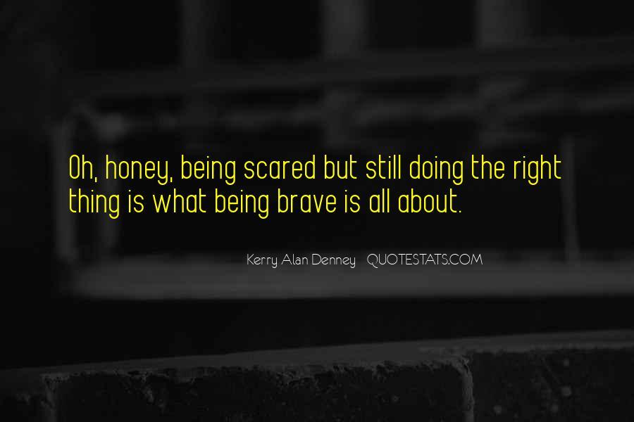 I Am Sorry Honey Quotes #30884