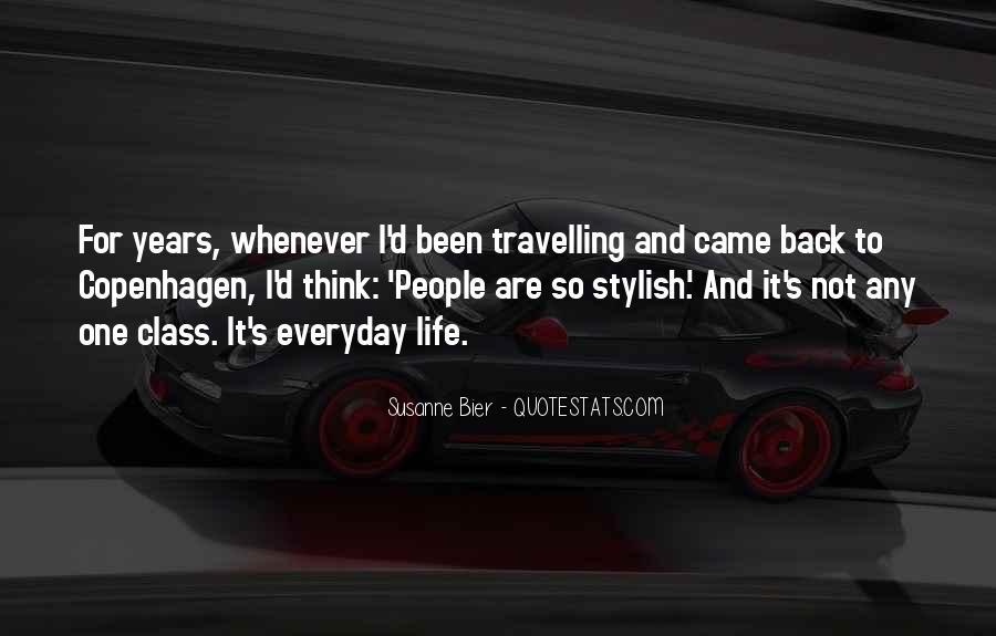I Am Stylish Quotes #131881