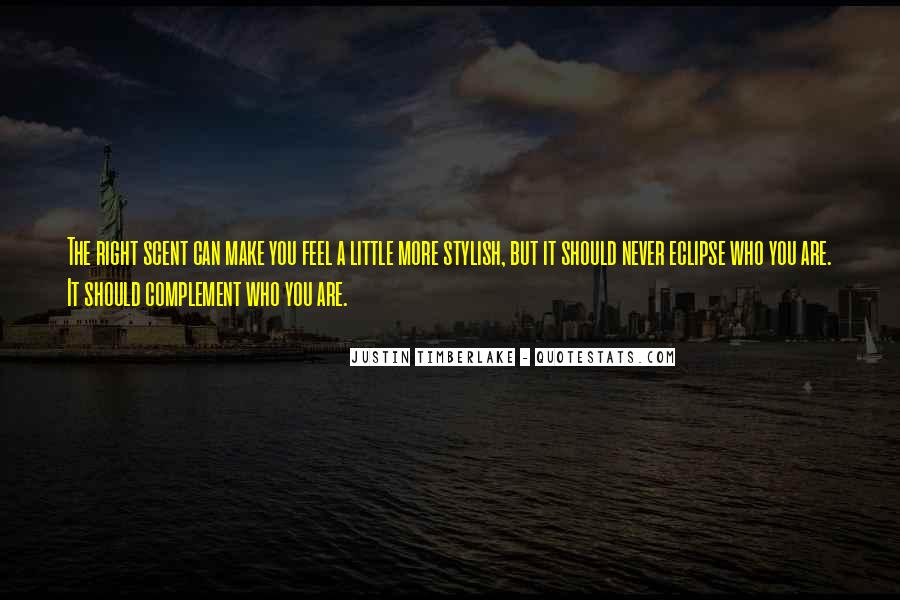 I Am Stylish Quotes #179300