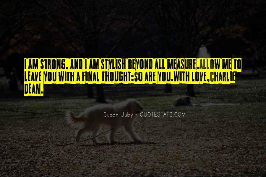I Am Stylish Quotes #1809184