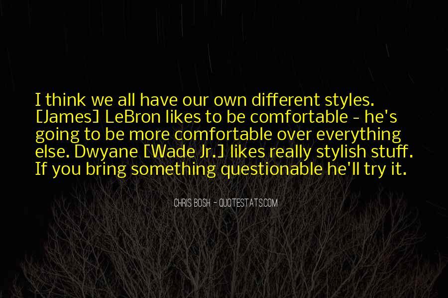 I Am Stylish Quotes #336788