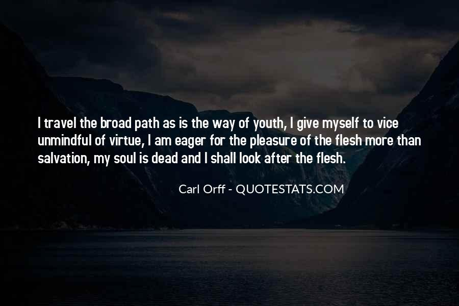 I Am The Way I Am Quotes #54055