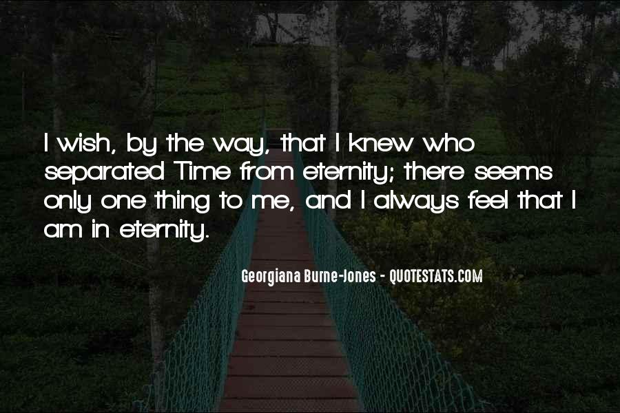 I Am The Way I Am Quotes #74063