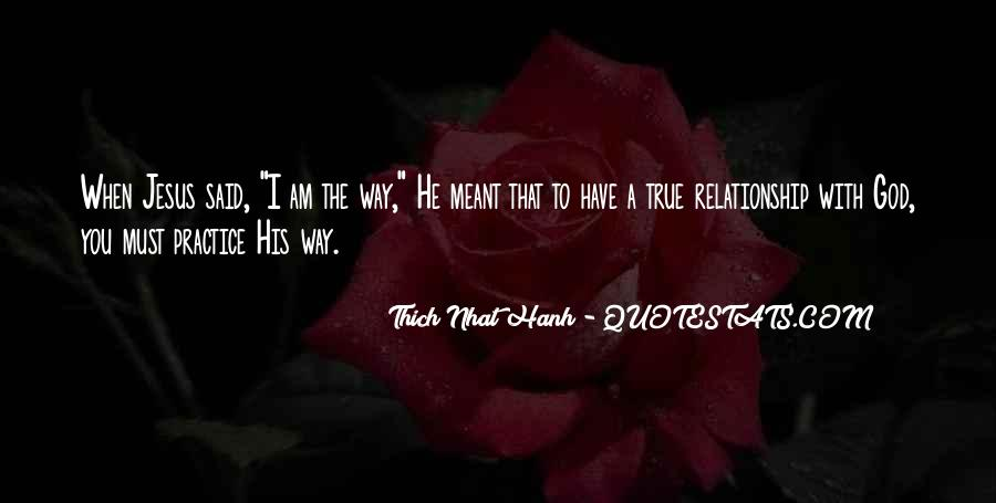 I Am The Way I Am Quotes #99617