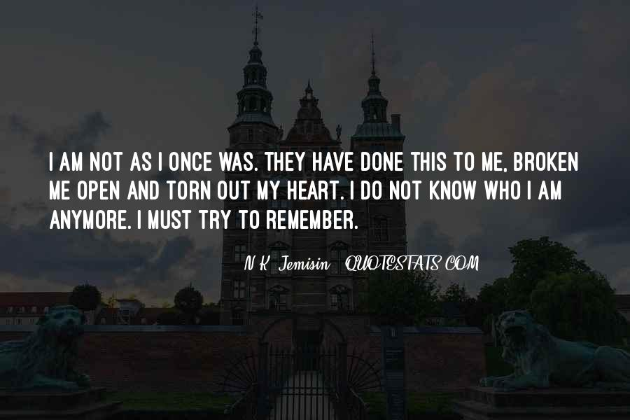 I Am Torn Quotes #1185795
