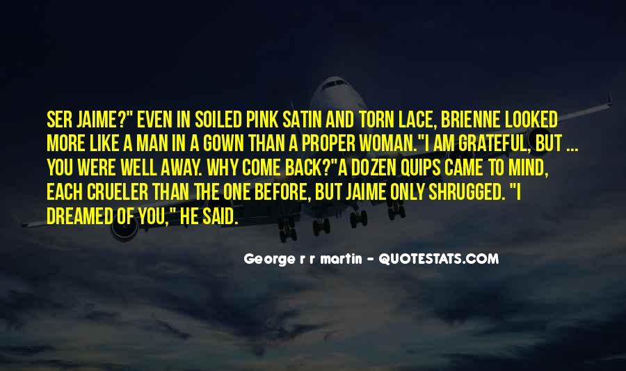 I Am Torn Quotes #1543820