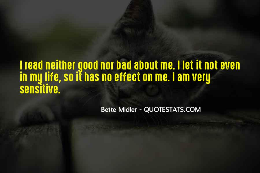 I Am Very Bad Quotes #1156946