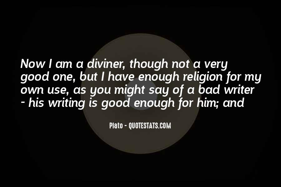 I Am Very Bad Quotes #1833921