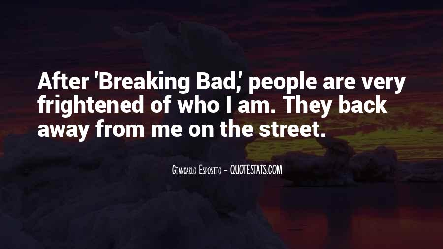 I Am Very Bad Quotes #1875509