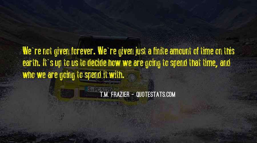 I Am With U Forever Quotes #1976