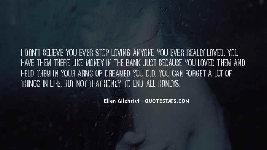 I Believe In Love Because Of You Quotes #685689