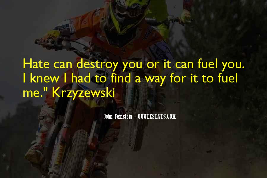 I Can Destroy You Quotes #734707
