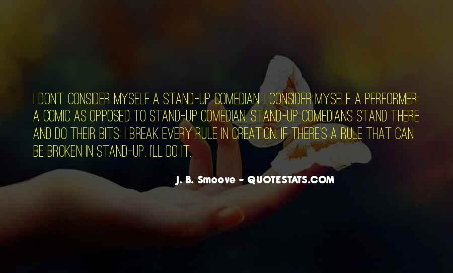 I Can Do Myself Quotes #111219