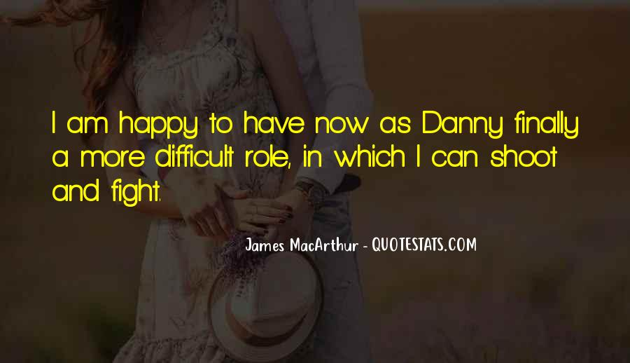 I Can Finally Be Happy Quotes #1256133