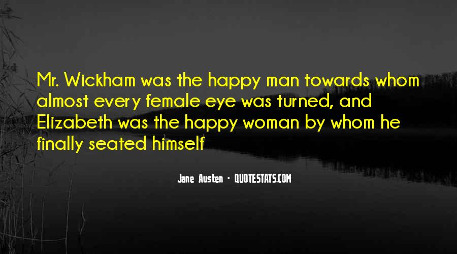 I Can Finally Be Happy Quotes #1441707