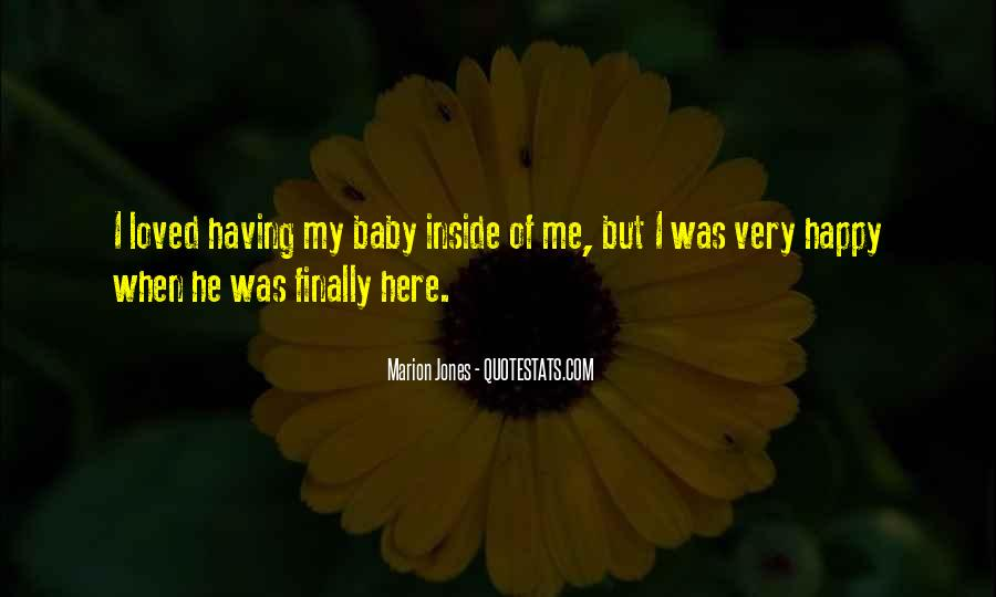 I Can Finally Be Happy Quotes #1483101