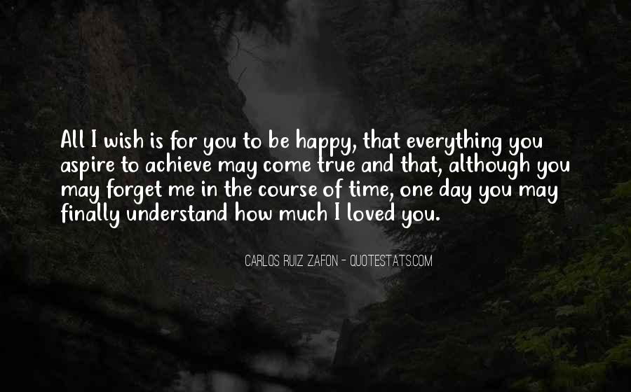 I Can Finally Be Happy Quotes #1547994