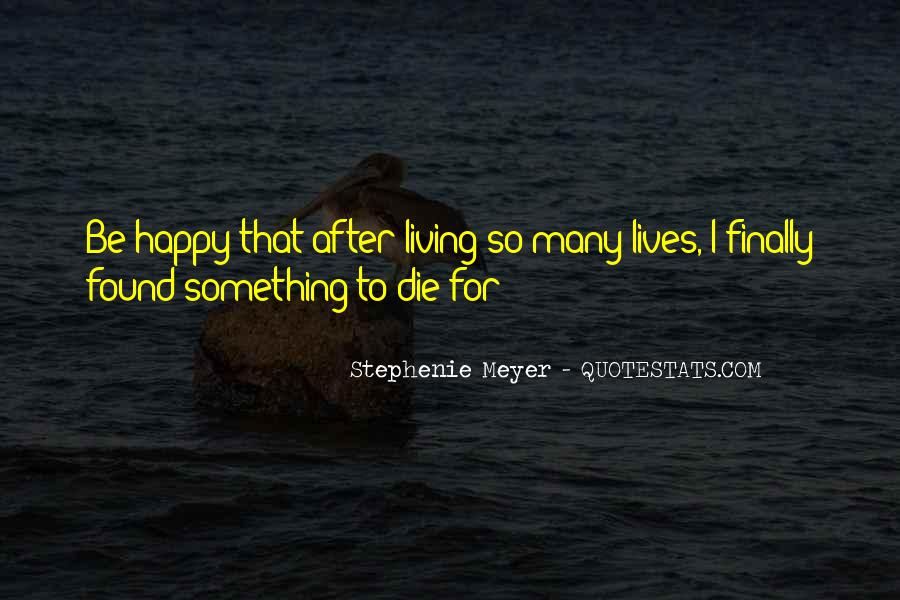 I Can Finally Be Happy Quotes #16423