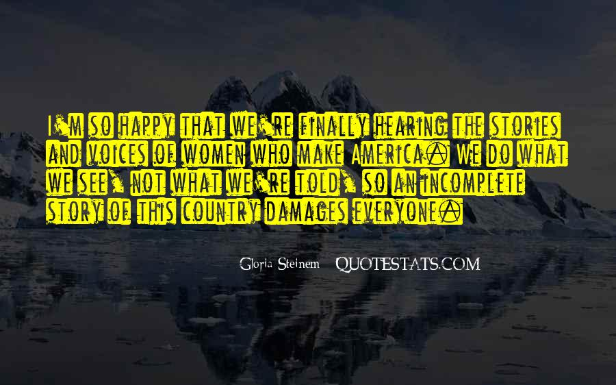 I Can Finally Be Happy Quotes #293057