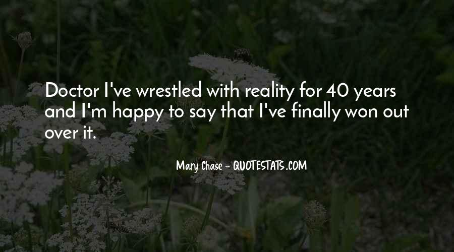 I Can Finally Be Happy Quotes #347552