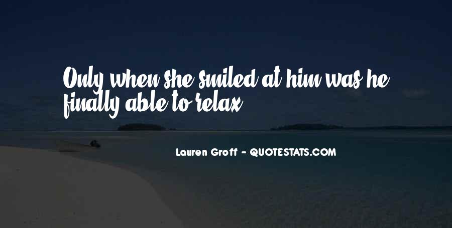 I Can Finally Smile Quotes #1406466
