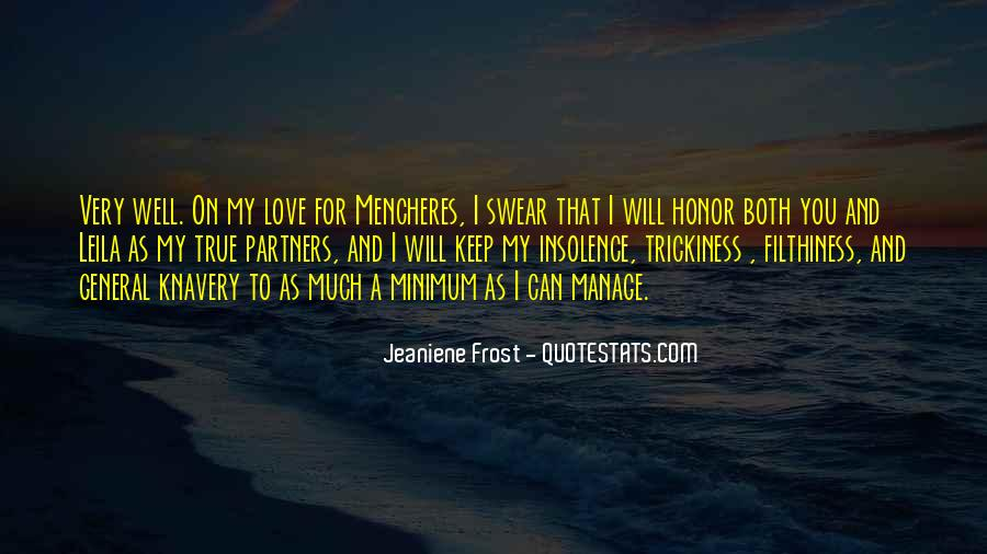 I Can I Will Quotes #21315