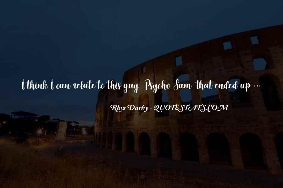I Can Relate Quotes #11406