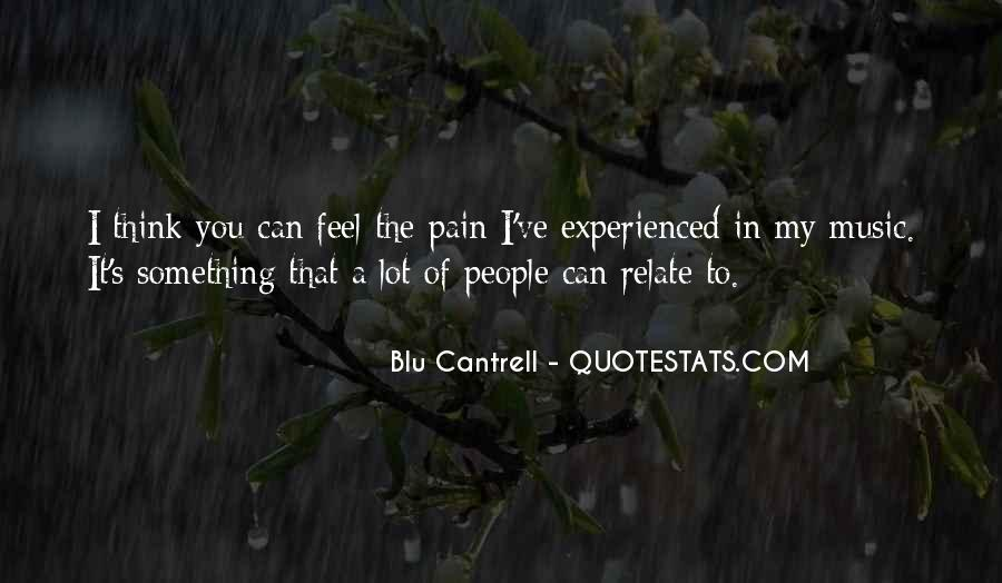 I Can Relate Quotes #254936