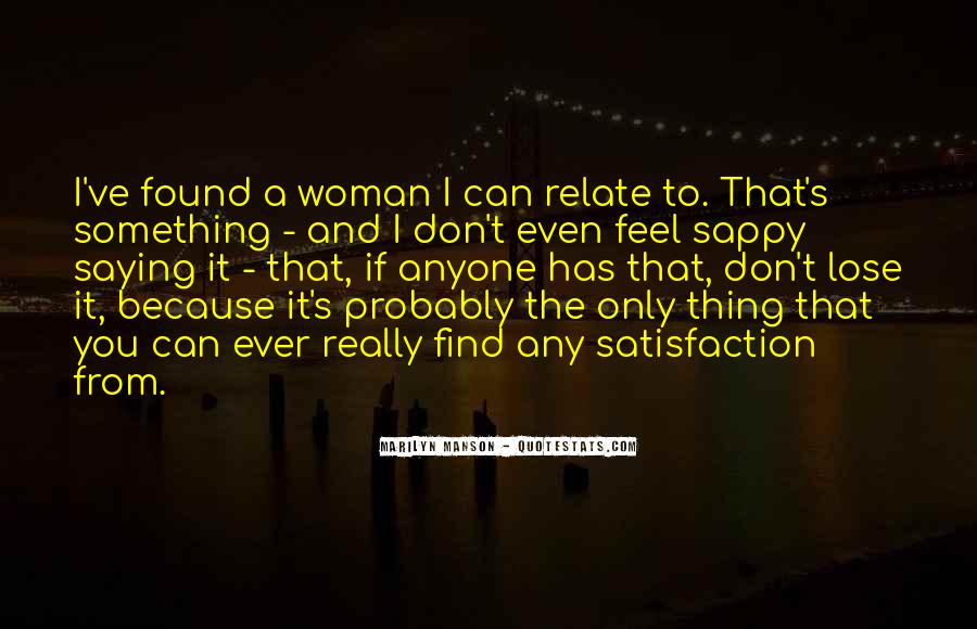I Can Relate Quotes #364707