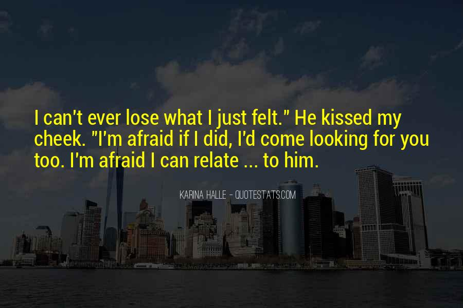 I Can Relate Quotes #566277