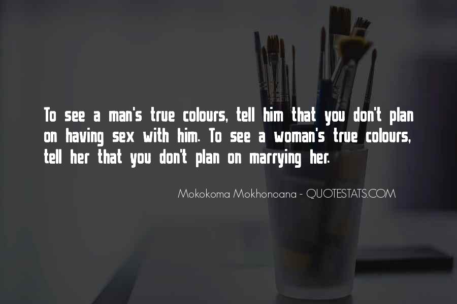 I Can See Myself Marrying You Quotes #14386