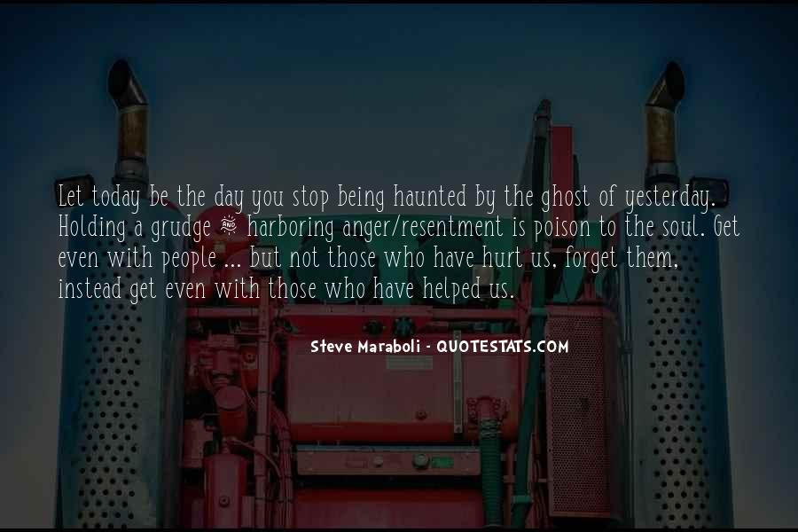 I Can't Change Yesterday Quotes #204940