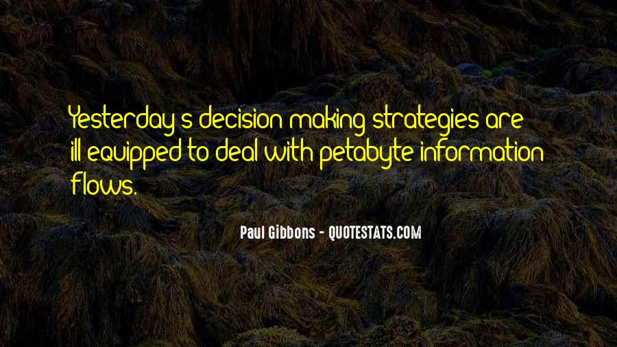 I Can't Change Yesterday Quotes #740343