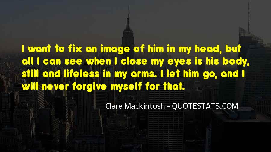 I Can't Fix You Quotes #1083902