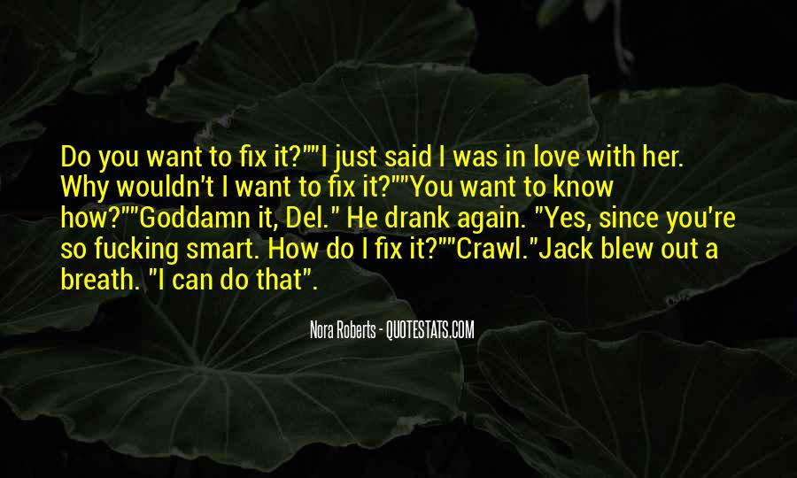 I Can't Fix You Quotes #1502532