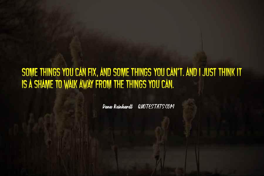 I Can't Fix You Quotes #1748254