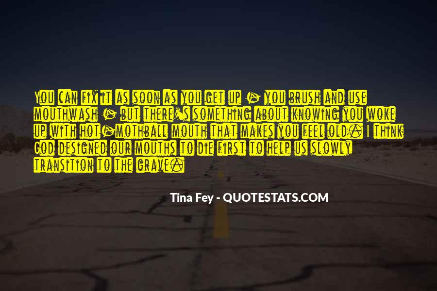 I Can't Fix You Quotes #392884