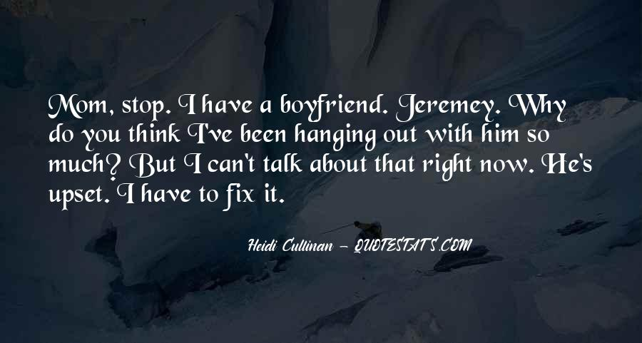 I Can't Fix You Quotes #948249