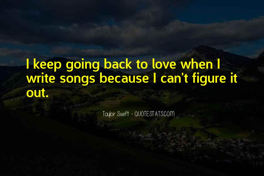 I Can't Keep Going Quotes #704195
