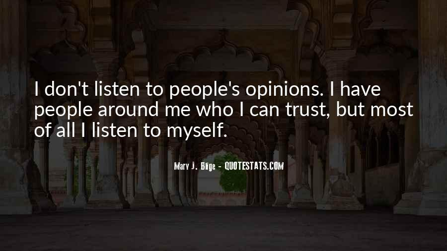 I Can't Trust Myself Quotes #721583