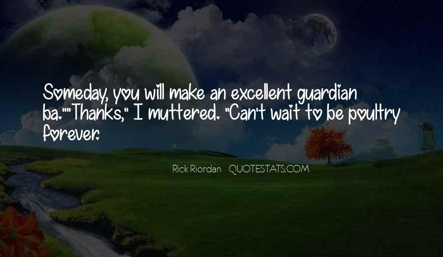 I Can't Wait Quotes #181203
