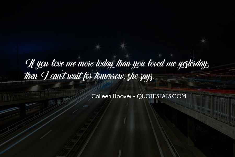 I Can't Wait Quotes #83133