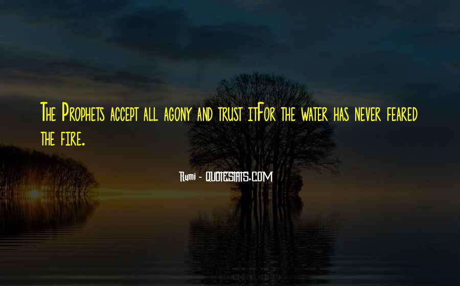 I Could Never Trust You Quotes #24118