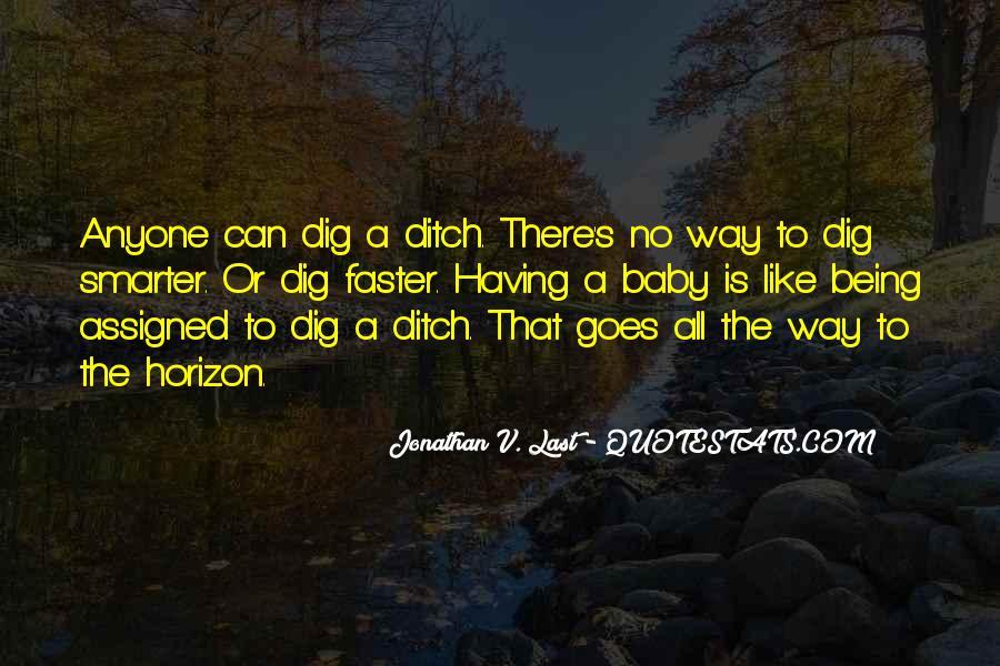 I Dig U Quotes #32665