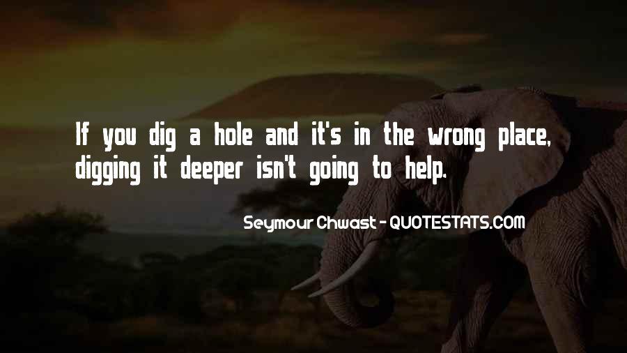 I Dig U Quotes #34500
