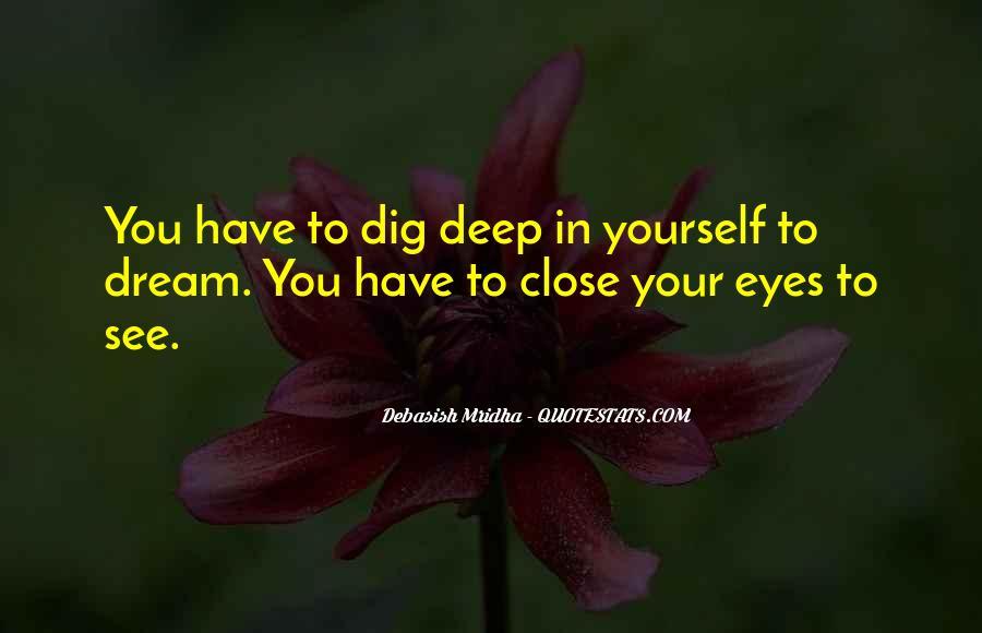 I Dig U Quotes #56991
